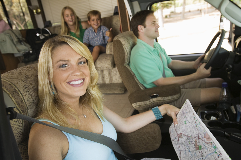 4 Reasons Why Young Families Should Buy an RV