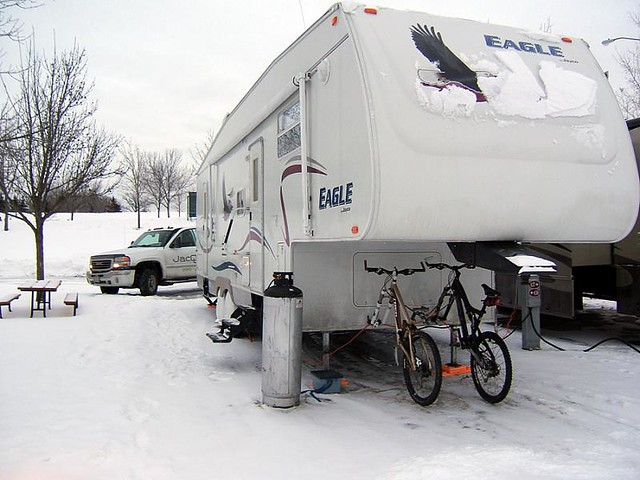 Winter RVing