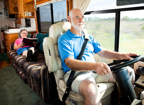 RVs In Retirement | Baird, TX